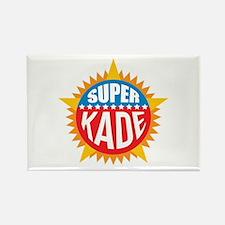Super Kade Rectangle Magnet