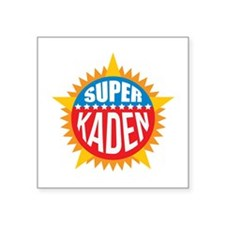Super Kaden Sticker