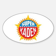 Super Kaden Decal