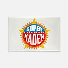 Super Kaden Rectangle Magnet