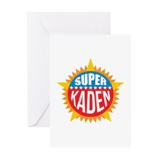 Super Kaden Greeting Card
