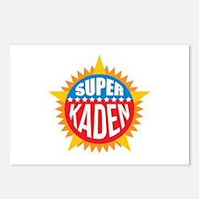 Super Kaden Postcards (Package of 8)