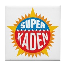 Super Kaden Tile Coaster