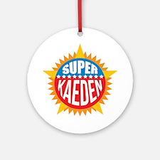 Super Kaeden Ornament (Round)