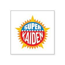 Super Kaiden Sticker