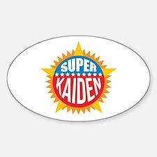 Super Kaiden Decal