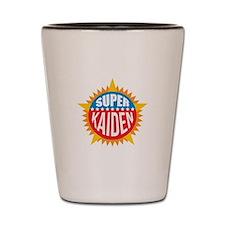 Super Kaiden Shot Glass