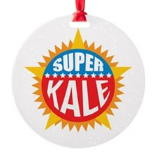 Super Kale Ornament