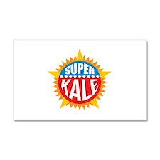 Super Kale Car Magnet 20 x 12