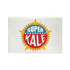 Super Kale Rectangle Magnet