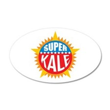 Super Kale Wall Decal