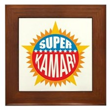 Super Kamari Framed Tile