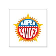 Super Kamden Sticker