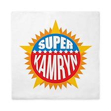 Super Kamryn Queen Duvet