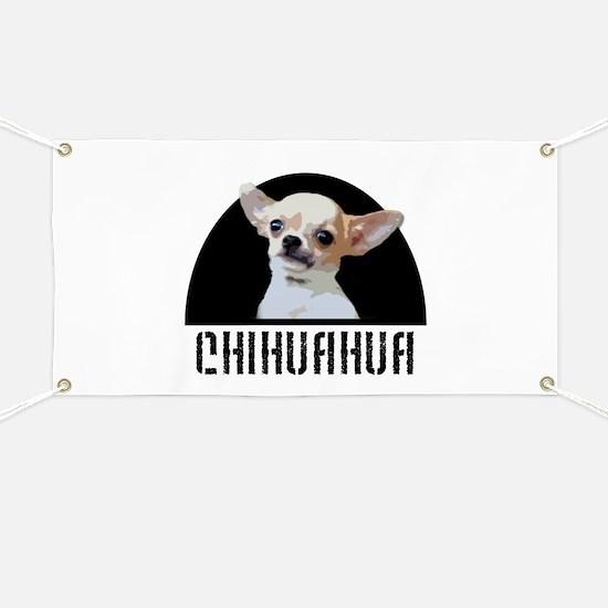 Chihuahua dog Banner