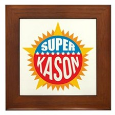 Super Kason Framed Tile
