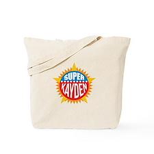 Super Kayden Tote Bag