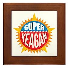Super Keagan Framed Tile