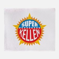 Super Kellen Throw Blanket