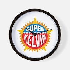 Super Kelvin Wall Clock