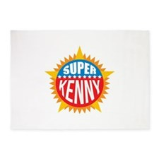 Super Kenny 5'x7'Area Rug