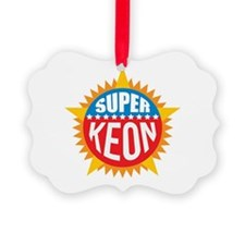 Super Keon Ornament