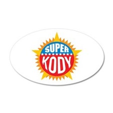 Super Kody Wall Decal