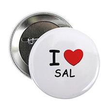 I love Sal Button