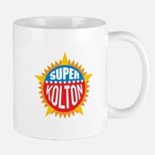 Super Kolton Small Small Mug