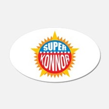 Super Konnor Wall Decal