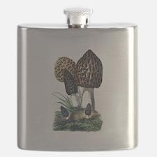 Mushroom Flask