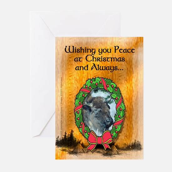 Christmas Peace Message Cards (Pk of 10)