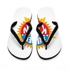 Super Kyan Flip Flops