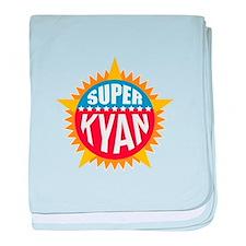 Super Kyan baby blanket