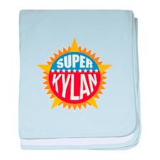 Super Kylan baby blanket