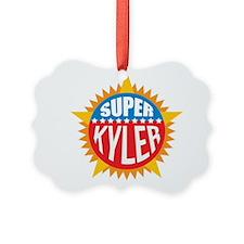 Super Kyler Ornament