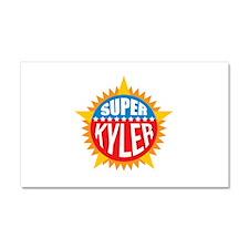 Super Kyler Car Magnet 20 x 12