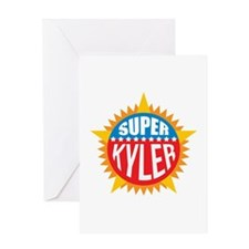 Super Kyler Greeting Card