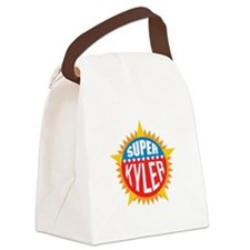 Super Kyler Canvas Lunch Bag