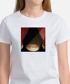 Being in the spotlight T-Shirt
