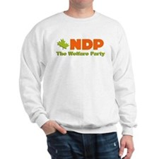 NDP Welfare Party Sweater