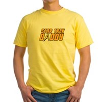 Star Trek Daddy Yellow T-Shirt