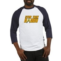 Star Trek Daddy Baseball Jersey