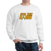 Star Trek Daddy Sweatshirt