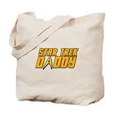 Star Trek Daddy Tote Bag