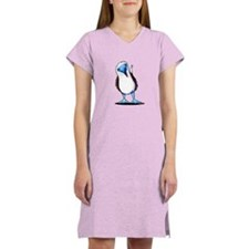 Blue Footed Booby Women's Nightshirt