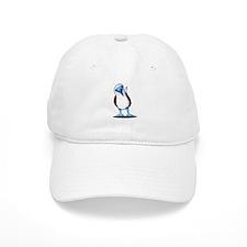 Blue Footed Booby Baseball Cap
