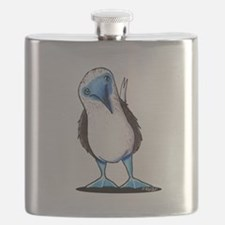 Blue Footed Booby Flask
