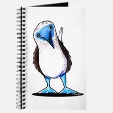 Blue Footed Booby Journal