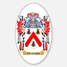 Christopher Decal